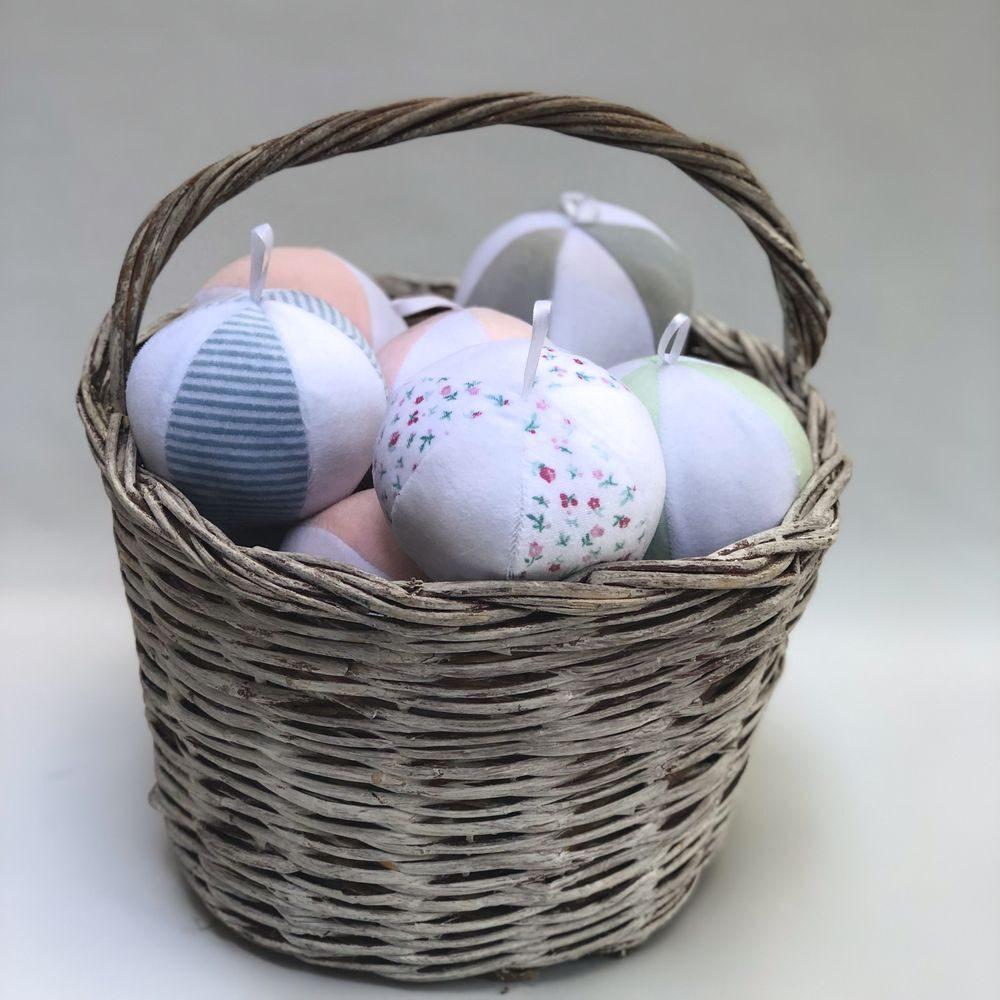 pelotas con canasta